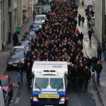 manifestazione brinks francia